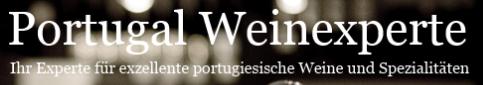 Portugal-Weinexperte.de - Ihr Shop für portugiesische Weine und Spezilitäten-Logo